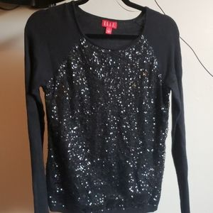 Elle sweater..size small